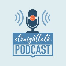 StraightTalk Podcast Logo